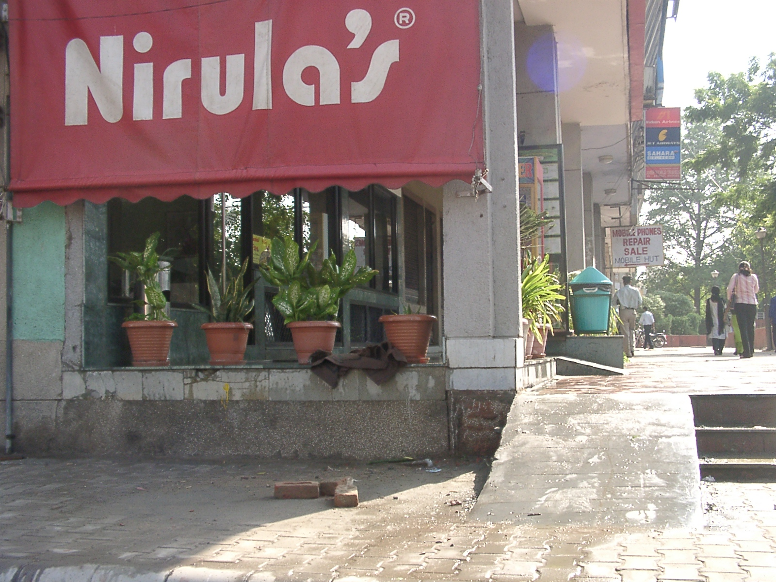 Eat at Nirulas!