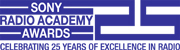 Sony Radio Academy Awards logo