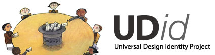 Universal Design Identity Project Logo