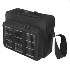 Voltaic Messenger Briefcase